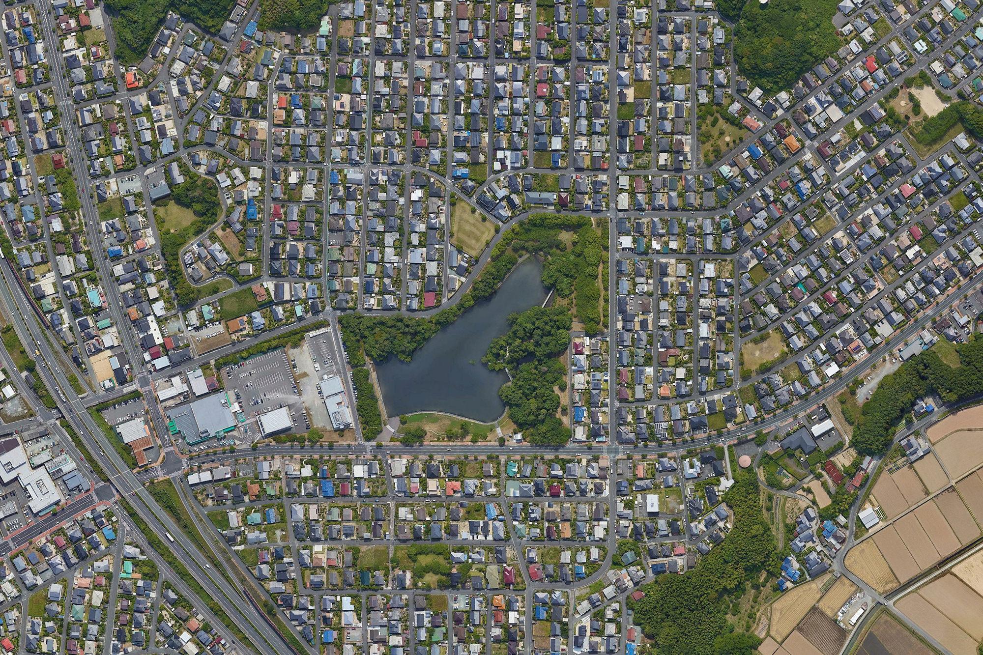 JIYUGAOKA LANDSCAPE